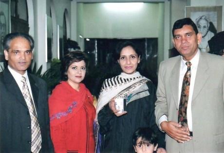 Akhtar Khan, Farzana Khan, Narjis Afroz, Tahir
