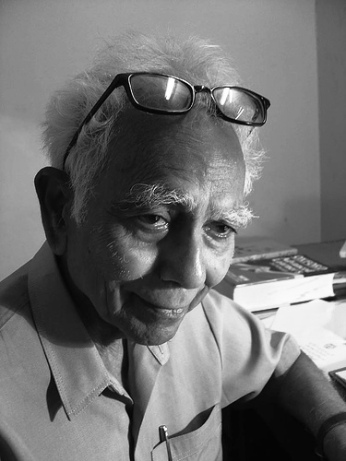 Poet Urdu Writer Hassan Abidi