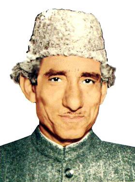 Sufi Ghulam Mustafa Tabassum