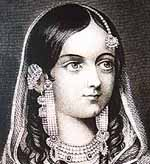 zeenat-mahal-wife-of-bahadur-shah-zafar