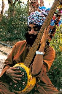 Sindhi Sufi Singer Faqeer 1
