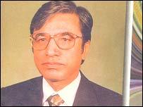 Renowned Sindhi Poet Taj Mohammed