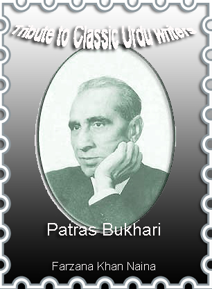 Writer-Patras Bukhari copy