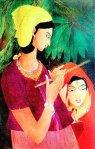 Chughtai Painting 10