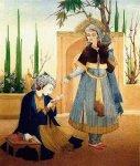 Chughtai Painting 11