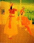 Chughtai Painting 22
