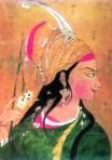 Chughtai Painting 32