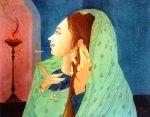 Chughtai Painting 39
