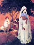 Chughtai Painting 40