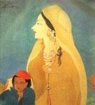 Chughtai Painting 45
