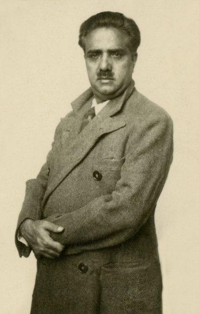 M.A.Rahman Chughtai 1937