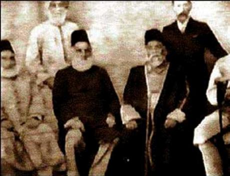 Molana Haali & Allama Shibli Nomani