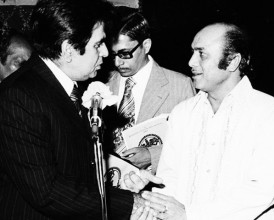 Mehdi Hassan and Dilip Kumar 1