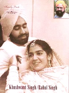 khuswant singh wife