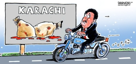 Sabir Nazar Cartoon 3