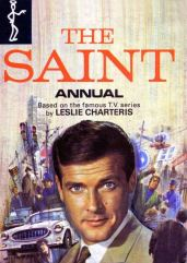 Roger Moore, The Saint - 4 October 1962 - 9 February 1969