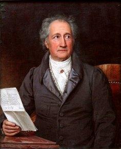 Goethe in 1828