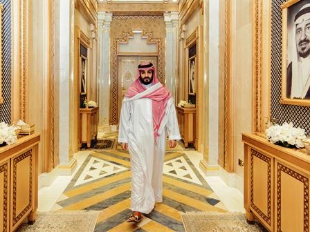 Mohammed Bin Salman, Saudi Arabia's Deputy Crown Prince-2