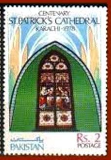 Pakistani Stamp Molana Mohammed Alo Johar