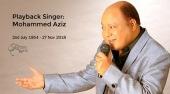 Singer Mohammed Aziz 1