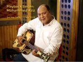 Singer Mohammed Aziz 2
