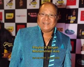 Singer Mohammed Aziz 3